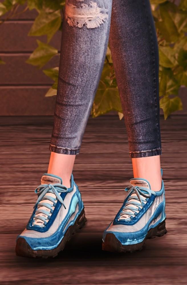 Sims 4 Mortal Kombat 11 Shoes Pack 01 at Astya96