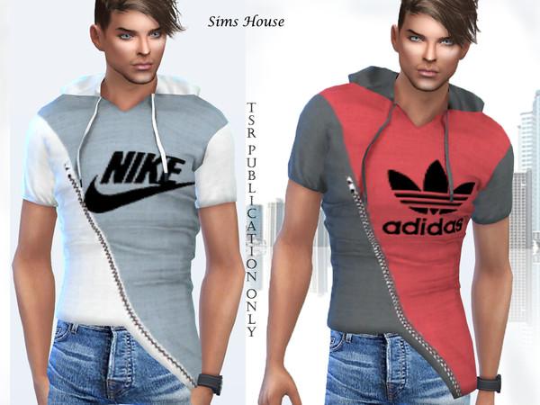 sims 4 cc adidas shirt