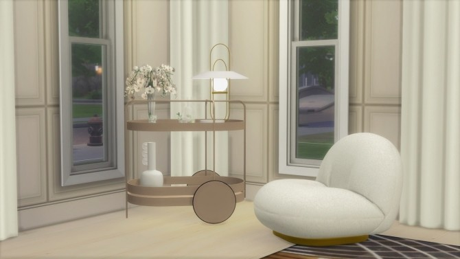 GRACE TROLLEY at Meinkatz Creations image 2173 670x377 Sims 4 Updates