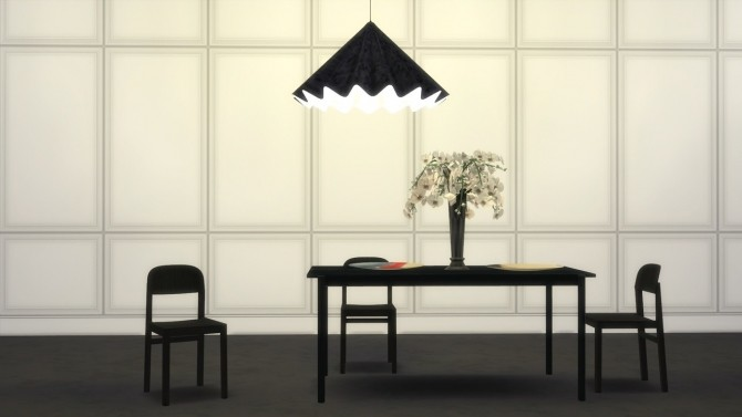 DANCING PENDANT LAMP at Meinkatz Creations image 2231 670x377 Sims 4 Updates