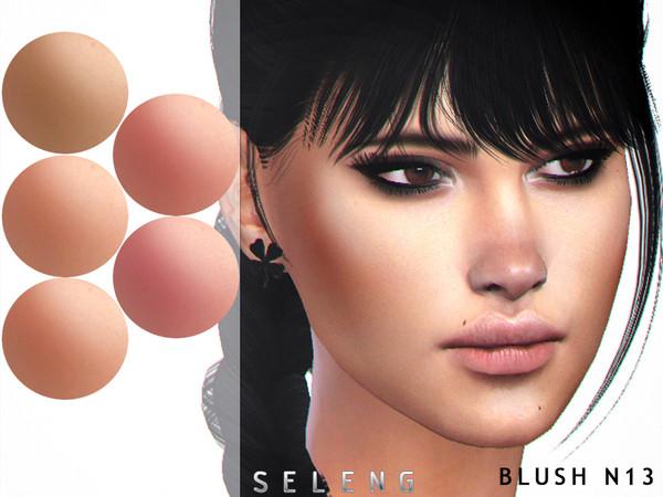 Blush N13 by Seleng at TSR image 2315 Sims 4 Updates