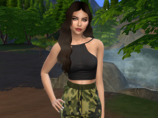 Roberta Crump by divaka45 at TSR image 2325 Sims 4 Updates
