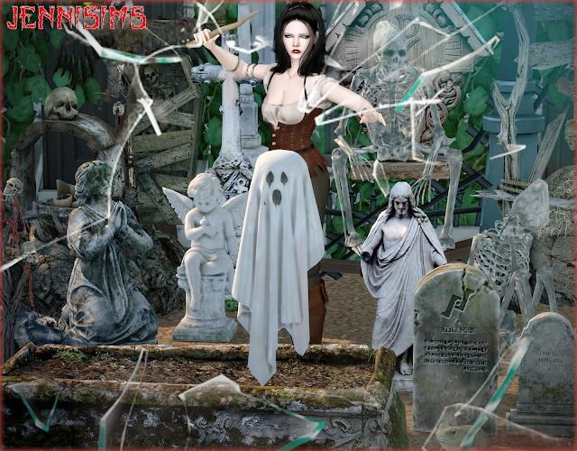 Decorative Statues 22 Items at Jenni Sims image 2391 Sims 4 Updates