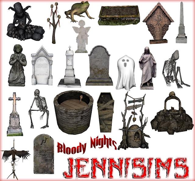 Decorative Statues 22 Items at Jenni Sims image 2401 Sims 4 Updates