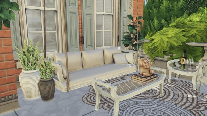 Sims 4 Glimmerbrook Watch at Harrie