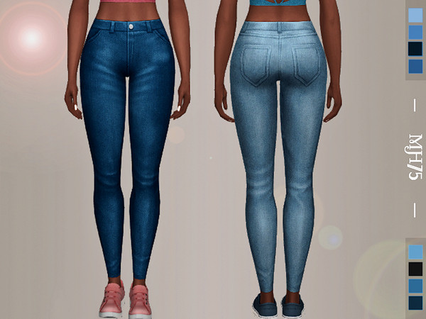 LL Cool Jeans by Margeh 75 at TSR image 2519 Sims 4 Updates