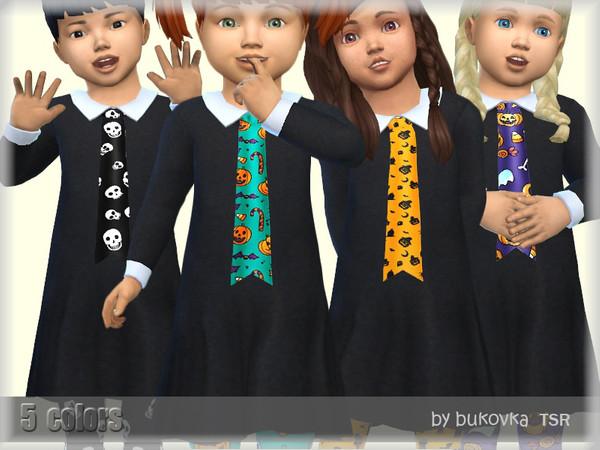 Dress Halloween by bukovka at TSR image 2619 Sims 4 Updates