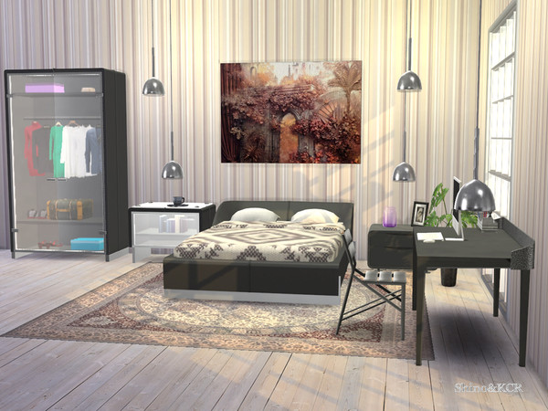 Bedroom Rose by ShinoKCR at TSR image 2814 Sims 4 Updates