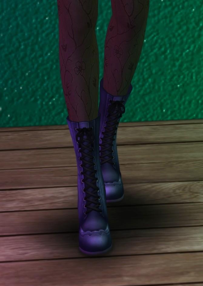 Sims 4 MMD Conversion Shoes Pack at Astya96
