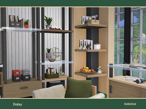 Daisy livingroom by soloriya at TSR image 31 Sims 4 Updates