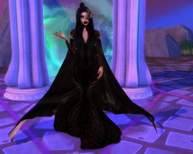 ARTEMISIA BLACK at Paradoxx Sims image 3115 670x536 Sims 4 Updates