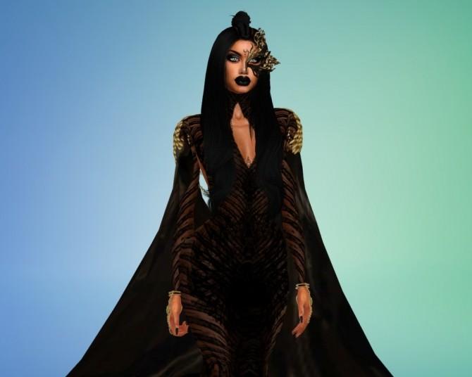 ARTEMISIA BLACK at Paradoxx Sims image 3311 670x536 Sims 4 Updates