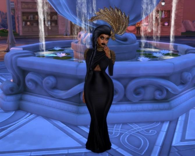 ARTEMISIA BLACK at Paradoxx Sims image 3511 670x536 Sims 4 Updates