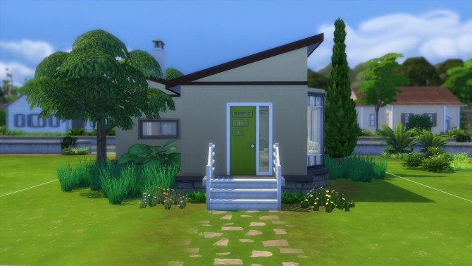 Placefire house by Prayproof at Mod The Sims image 3512 670x377 Sims 4 Updates
