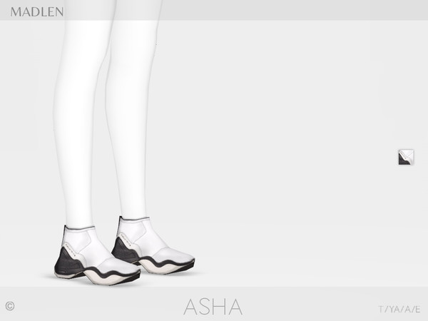 Sims 4 Madlen Asha Shoes by MJ95 at TSR