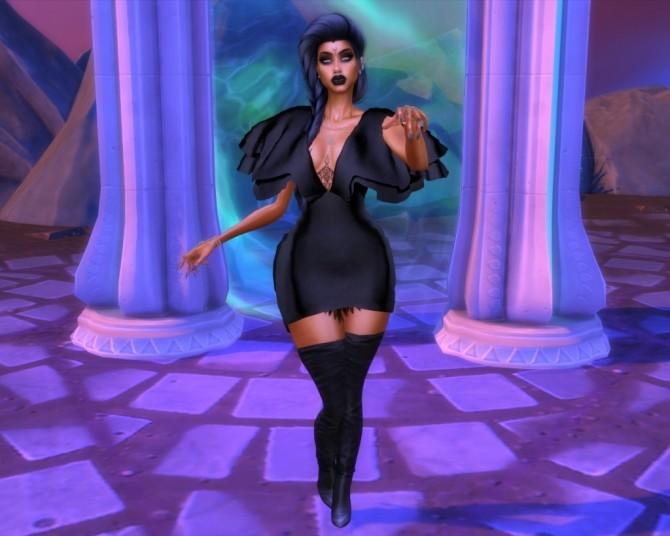 ARTEMISIA BLACK at Paradoxx Sims image 3611 670x536 Sims 4 Updates