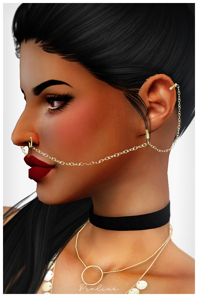 Ultimate collection 92 piercings at Praline Sims image 3710 Sims 4 Updates