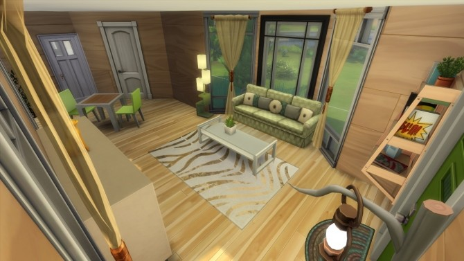 Placefire house by Prayproof at Mod The Sims image 3712 670x377 Sims 4 Updates