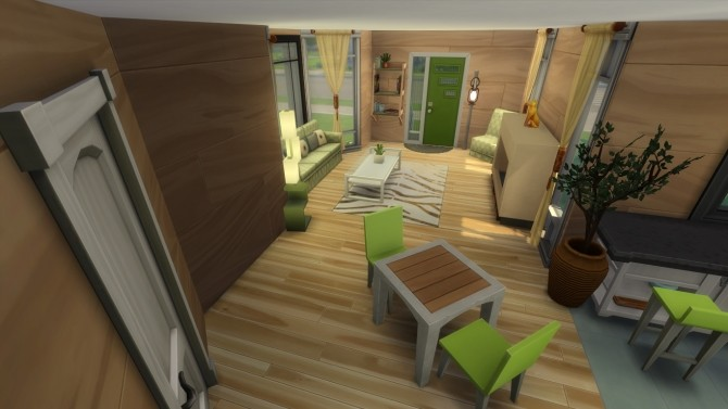 Placefire house by Prayproof at Mod The Sims image 3811 670x377 Sims 4 Updates