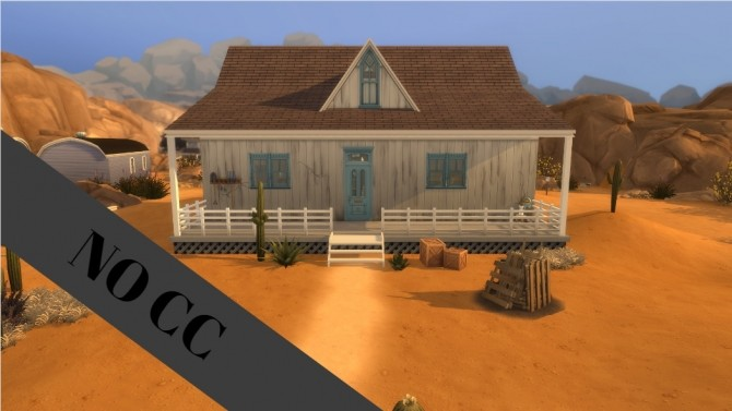 Grandpas old farmhouse by CLB at Mod The Sims image 3813 670x377 Sims 4 Updates
