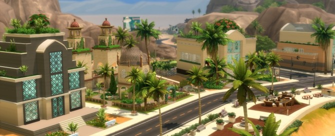 Overwatch Save File by LaLuvi at Mod The Sims image 399 670x273 Sims 4 Updates