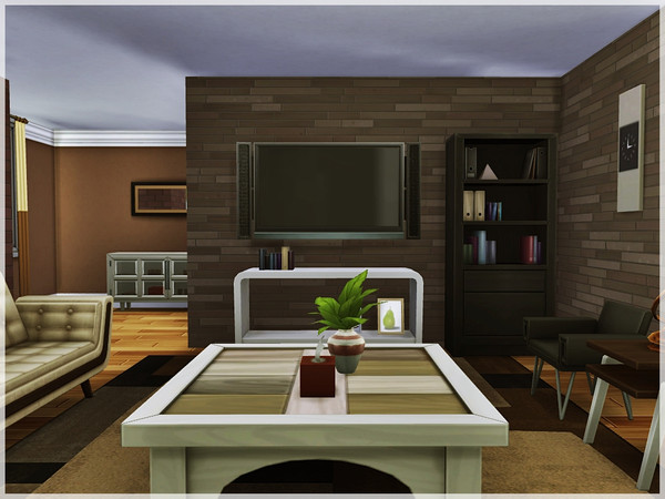 Oasis Dream house by Ray Sims at TSR image 427 Sims 4 Updates