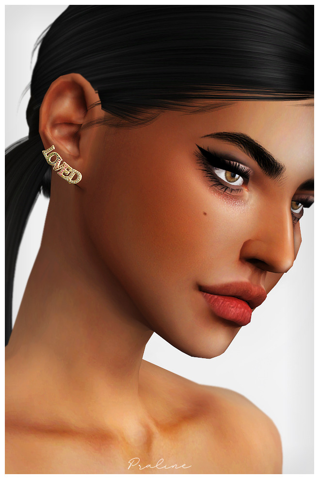 Ultimate collection 255 earrings at Praline Sims image 5410 Sims 4 Updates