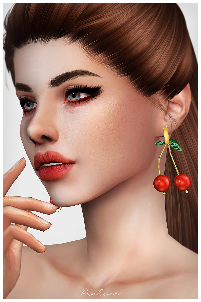 Ultimate collection 255 earrings at Praline Sims image 5510 Sims 4 Updates