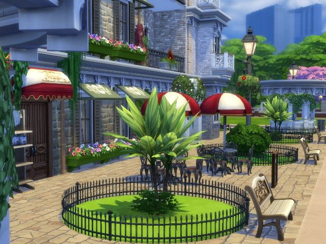 Newcrest Arcaden by Oldbox at All 4 Sims image 5712 Sims 4 Updates