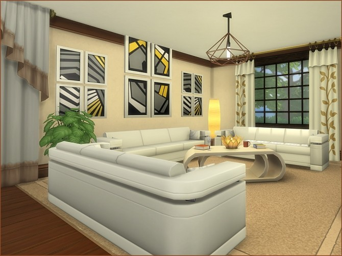 Boxy Place by oumamea at Mod The Sims image 586 670x503 Sims 4 Updates