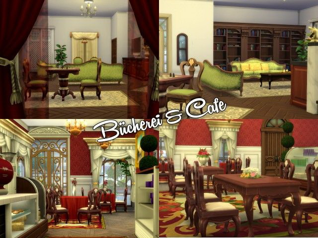 Newcrest Arcaden by Oldbox at All 4 Sims image 5912 Sims 4 Updates
