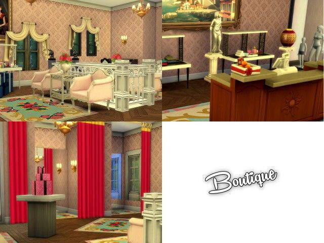 Newcrest Arcaden by Oldbox at All 4 Sims image 6011 Sims 4 Updates