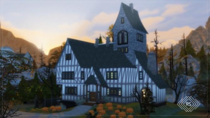 VAN TASSEL HOUSE  SLEEPY HOLLOW at RUSTIC SIMS image 6214 670x376 Sims 4 Updates