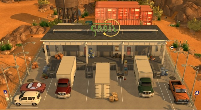 SHIPPING COMPANY at Fab Flubs image 629 670x367 Sims 4 Updates