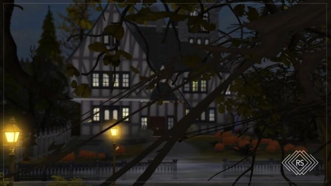 VAN TASSEL HOUSE  SLEEPY HOLLOW at RUSTIC SIMS image 6313 670x376 Sims 4 Updates