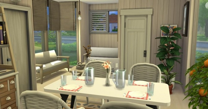 Cute and cozy tiny house at Fab Flubs image 643 670x353 Sims 4 Updates