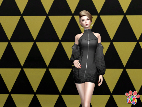 Rebellious girl Season 1 clothing 20191017 03 by Arltos at TSR image 660 Sims 4 Updates