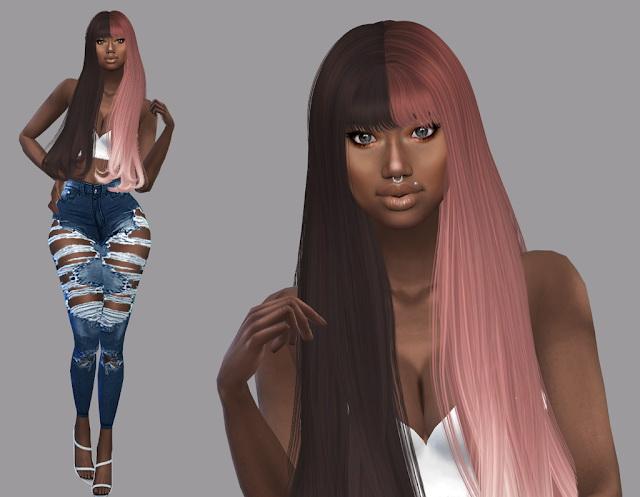 Sims 4 ANNA at Teenageeaglerunner