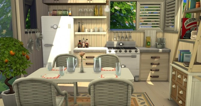 Cute and cozy tiny house at Fab Flubs image 665 670x353 Sims 4 Updates