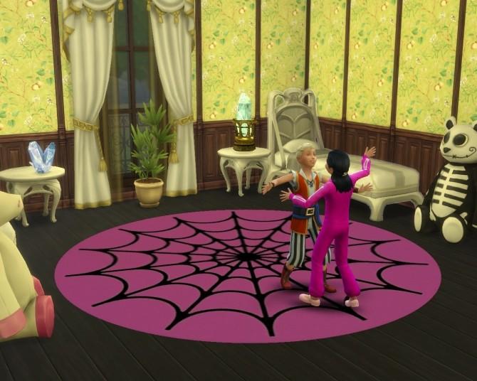 Halloween set at Mara45123 image 689 670x536 Sims 4 Updates