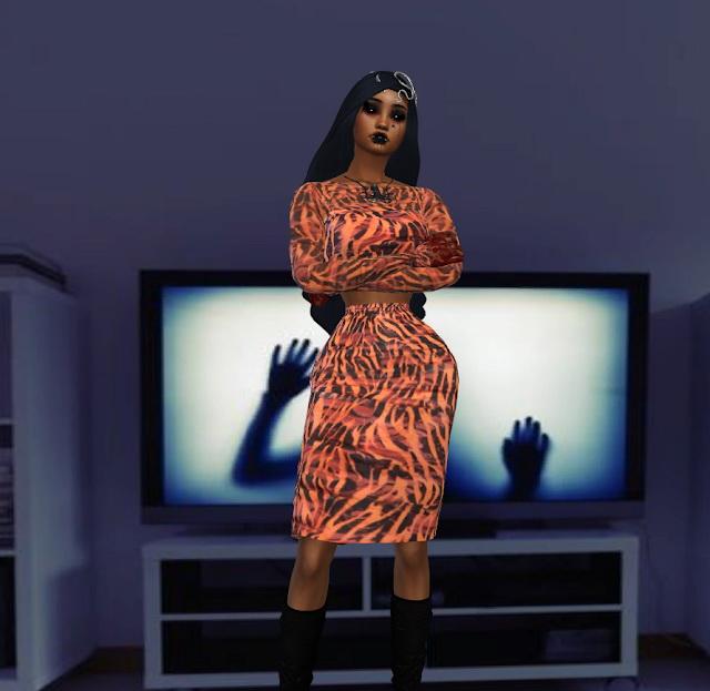 Sims 4 Go Wild Collection at Teenageeaglerunner