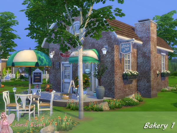 Bakery 1 by Jaru Sims at TSR image 7 Sims 4 Updates