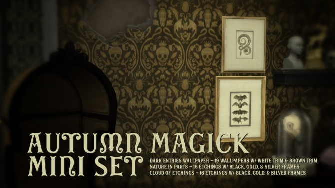 Autumn Magic mini set at b5Studio image 7010 670x377 Sims 4 Updates
