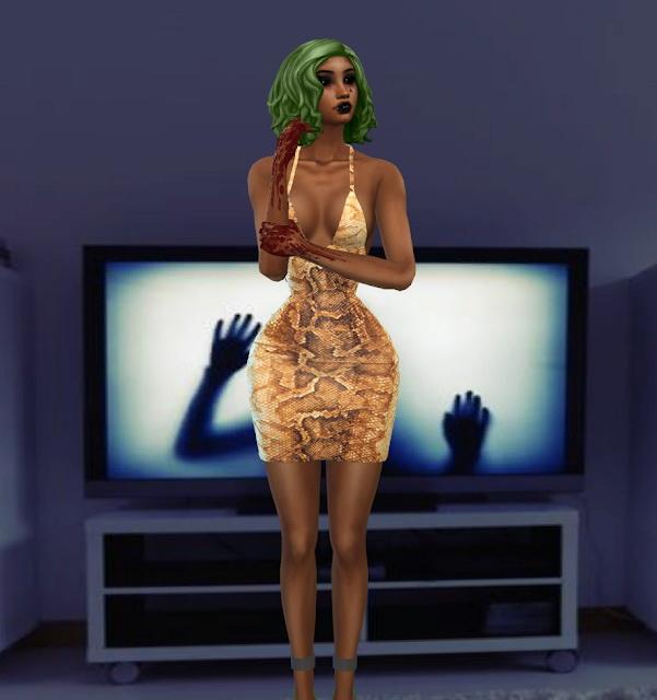 Go Wild Collection at Teenageeaglerunner image 7013 Sims 4 Updates