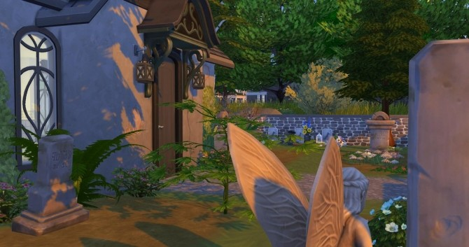 Eternal rest graveyard at Fab Flubs image 7213 670x353 Sims 4 Updates