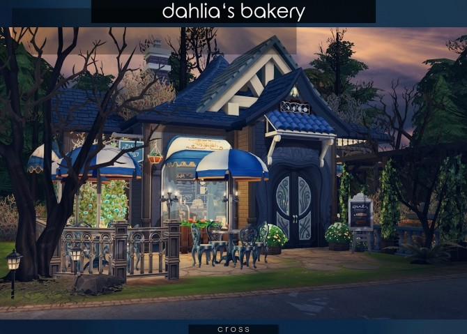 Dahlias Bakery at Cross Design image 7215 670x479 Sims 4 Updates