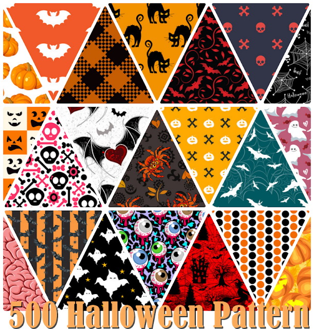 500 Halloween Patterns at Annett's Sims 4 Welt image 731 Sims 4 Updates