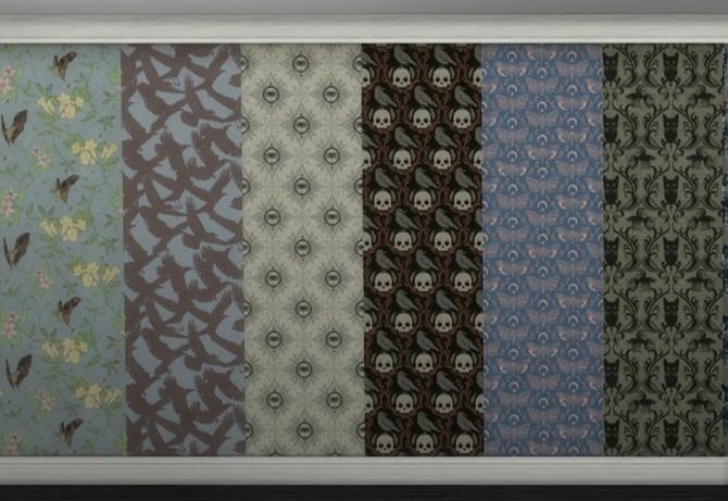 Autumn Magic mini set at b5Studio image 7310 670x461 Sims 4 Updates