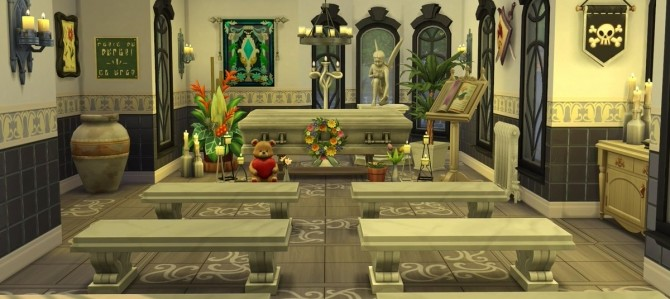 Eternal rest graveyard at Fab Flubs image 7312 670x299 Sims 4 Updates