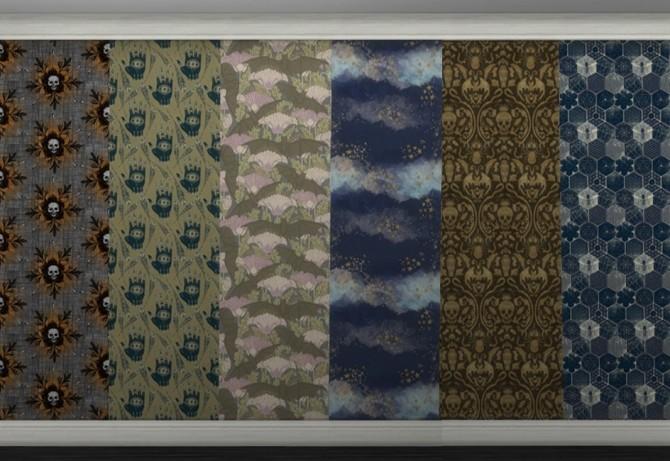Autumn Magic mini set at b5Studio image 7410 670x461 Sims 4 Updates